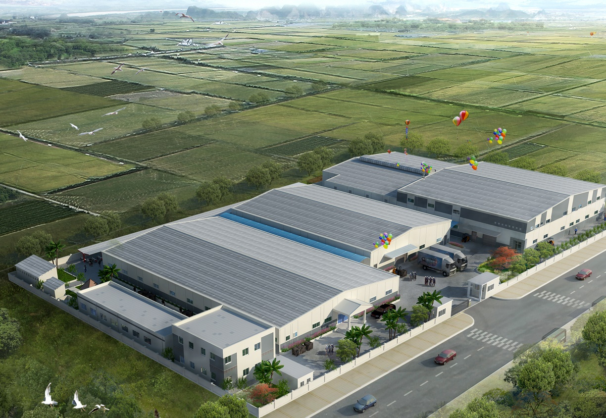 Industrial factory for sale in Binh Duong