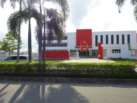 FACTORY FOR SALE IN LONG AN
