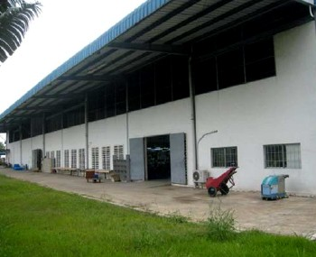 Buy factories : Factory for sale Saigon